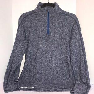 LULULEMON Ladies 1/4 Zip Jacket Size Small
